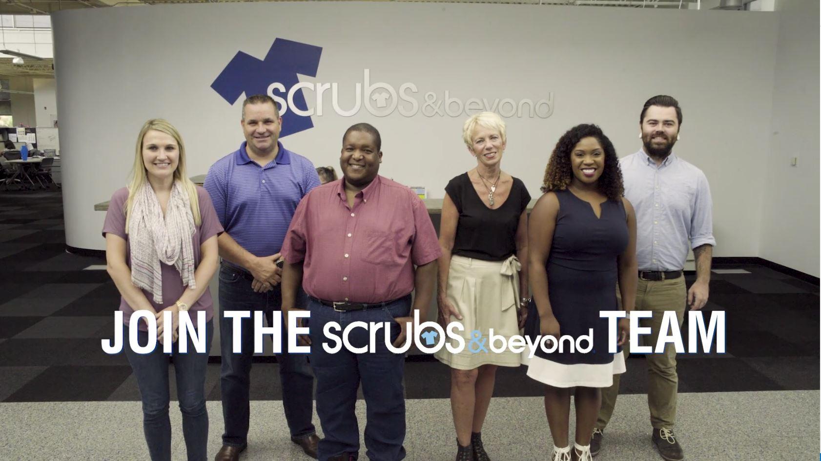 Scrubs & Beyond Employee Recruitment