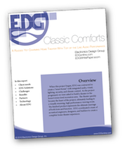 White Paper exploring home theater design and installation as well as house-wide custom technology integration by Electronics Design Group