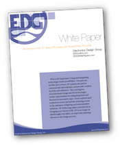 White Paper exploring Space Planning for audio video systems by Electronics Design Group