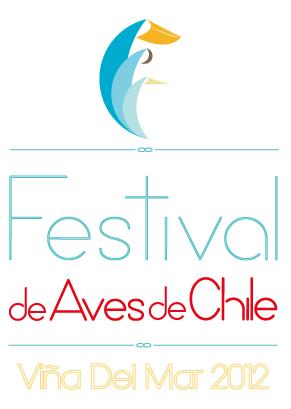 Designed Birds of Chile Festival logo