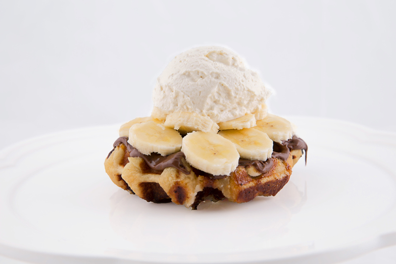 ▲ Menu  View our entire selection of delicious waffle choices!
