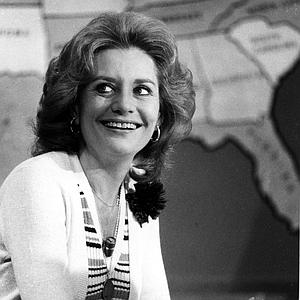 Photo of Barbara Walters that is old enough I can hopefully post it without getting sued.