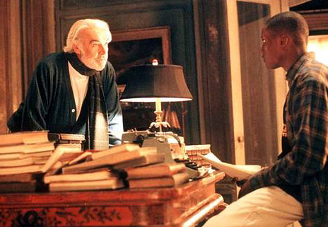 William and Jamal from Finding Forrester