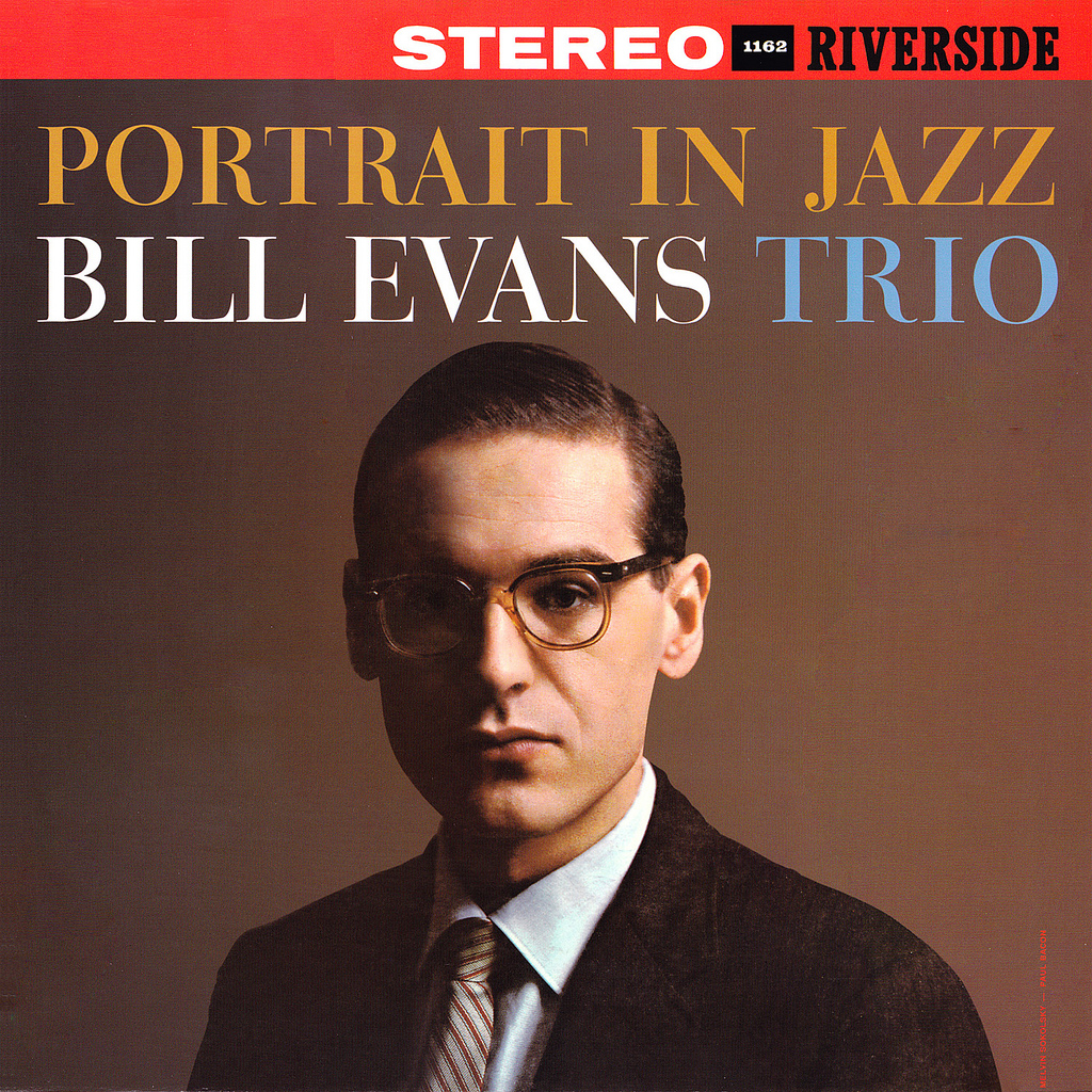 my first album purchase in many many years--the amazing Bill Evans.
