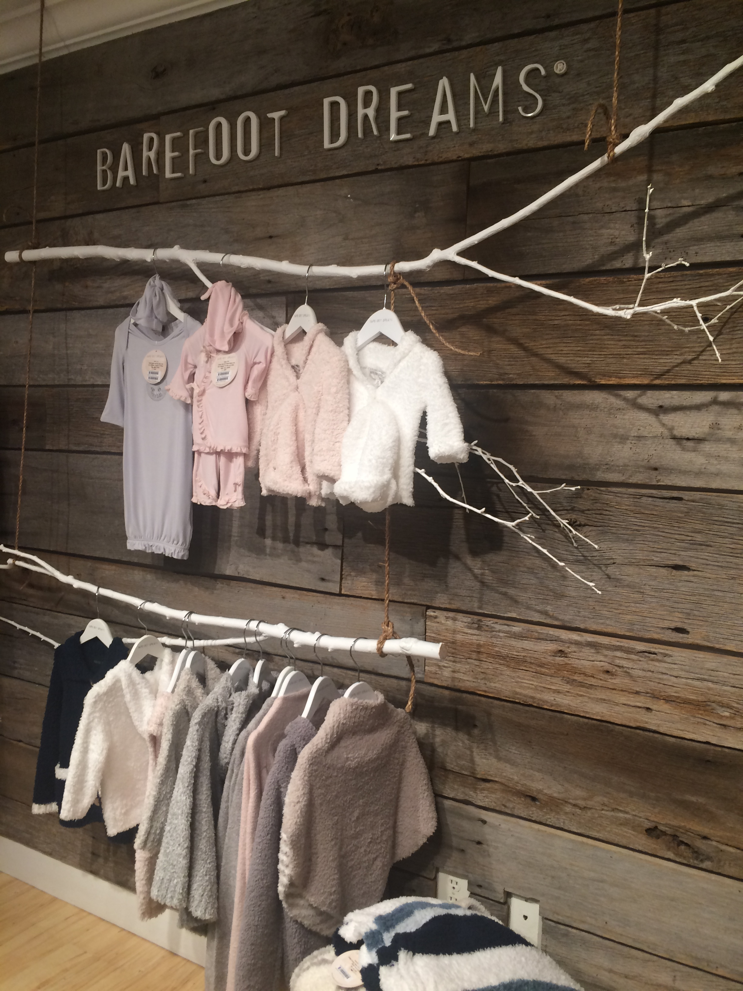 You're going to fall in love with new Barefoot Dreams for littles.