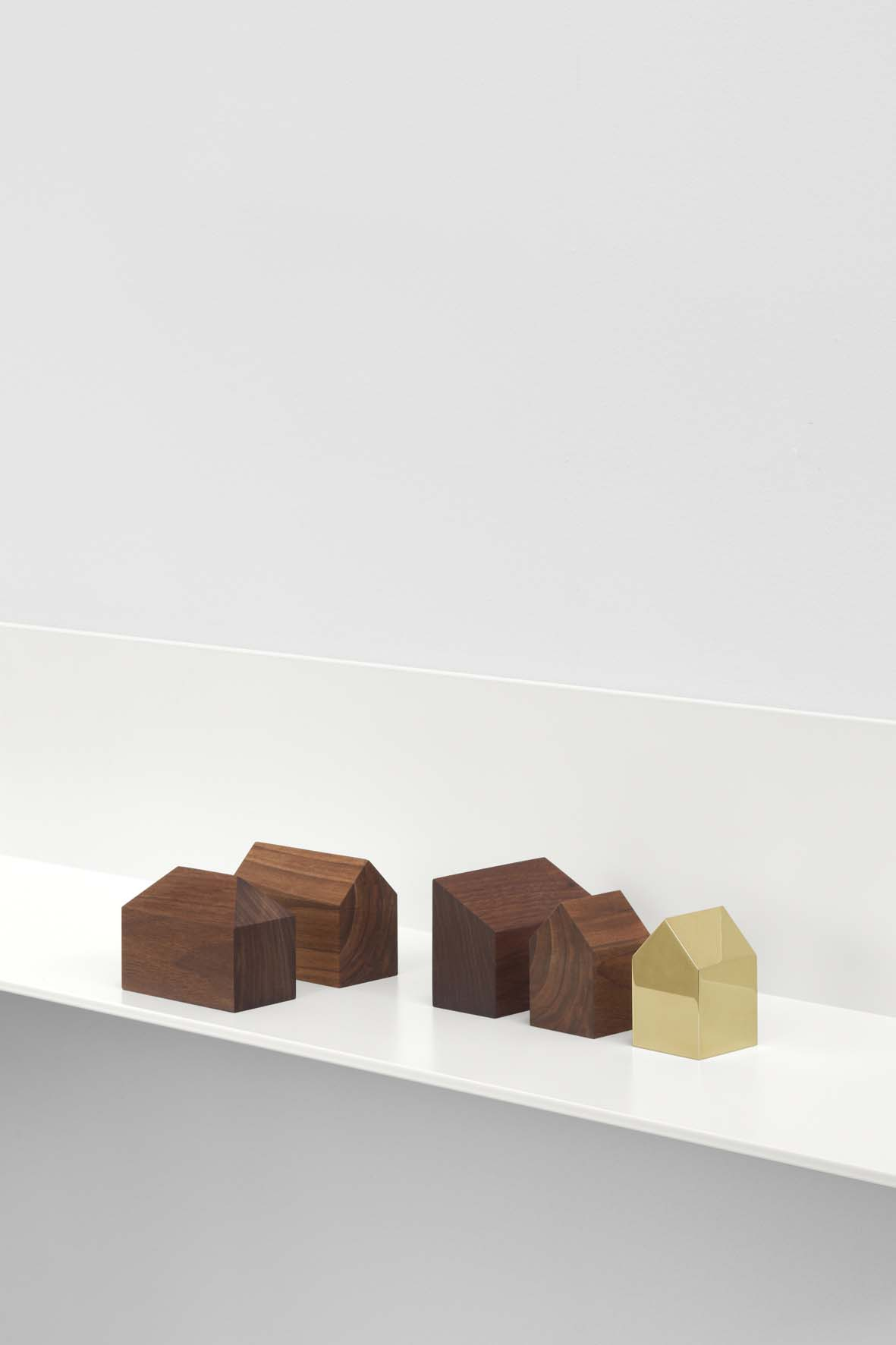 E15 Haus Paperweights