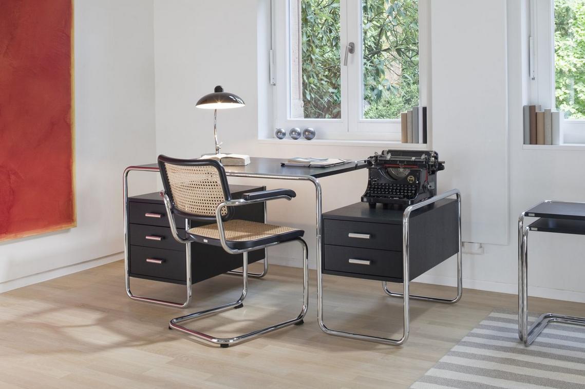 Thonet S285 The Tubular Steel Desk