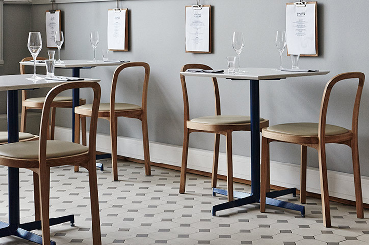 Woodnotes Siro + Dining Chairs