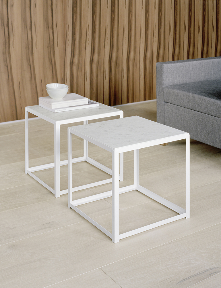 e15 FortyForty Side Tables