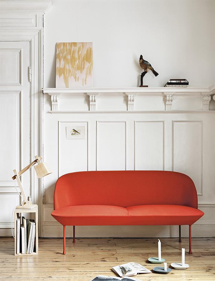 Oslo Two-Seater Sofa