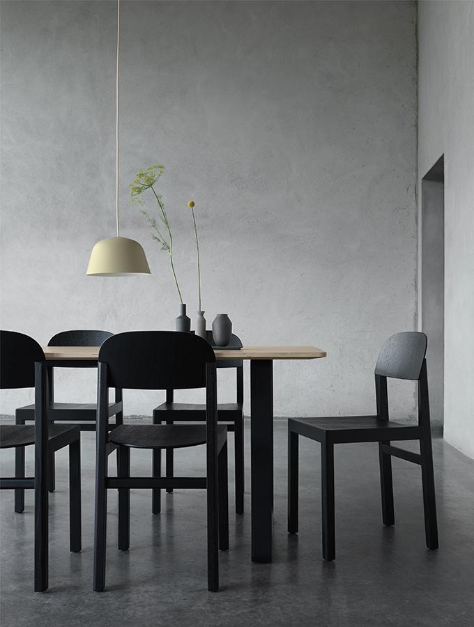 Workshop Side Chair