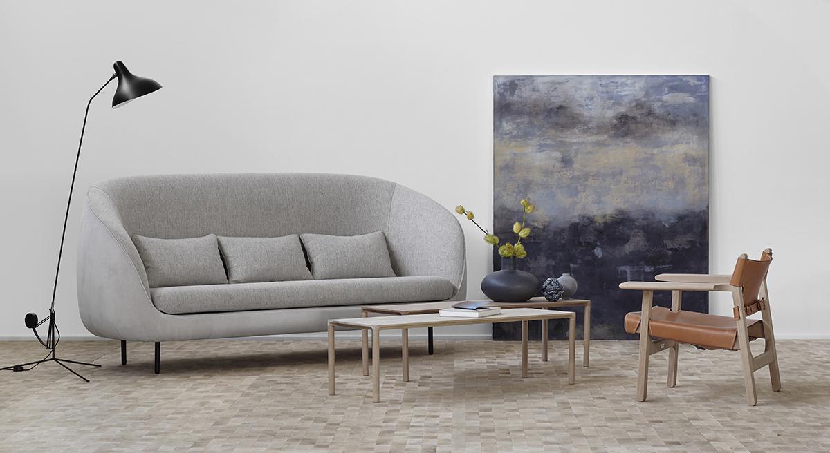 Haiku Collection High Back Sofa