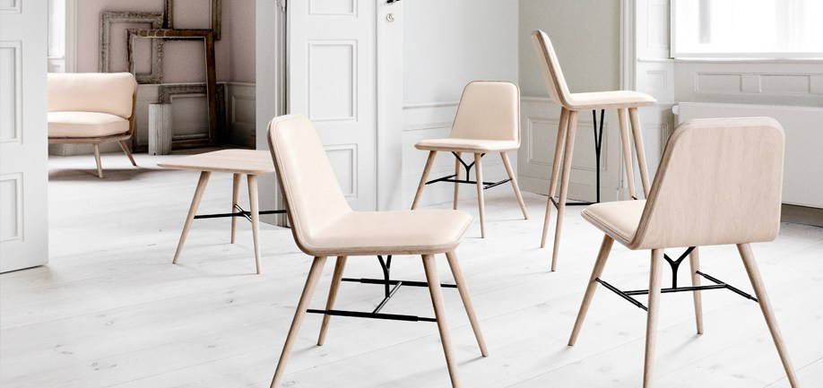 Spine Collection Chair