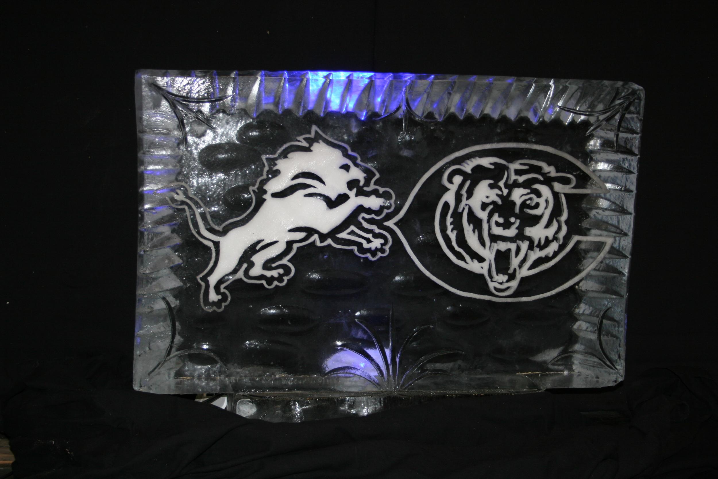 Detroit Lions_Logo_Chicago Bears_Ice.JPG