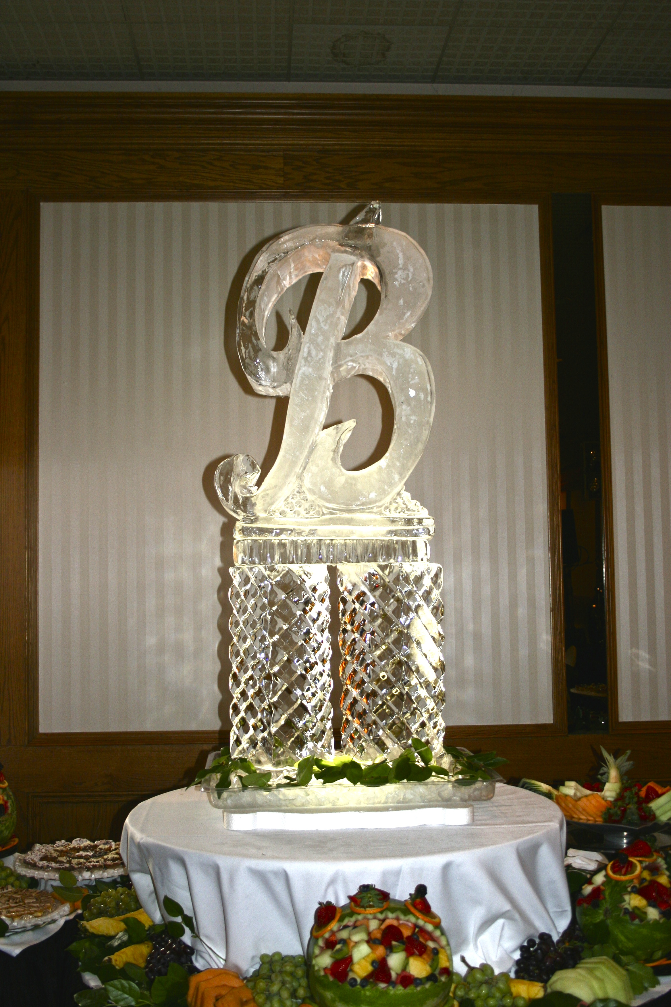 Ice Sculpture_Letter on Pesestal .jpg