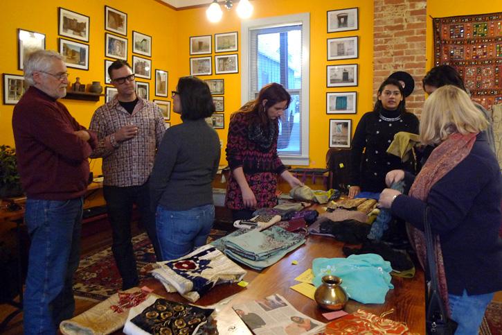 Meet the Artist event: Sukhmani Cheema