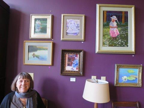 Ann Herzog Wright Gallery Night