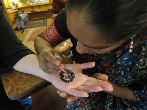 The Art of Henna by Raka Bandyo
