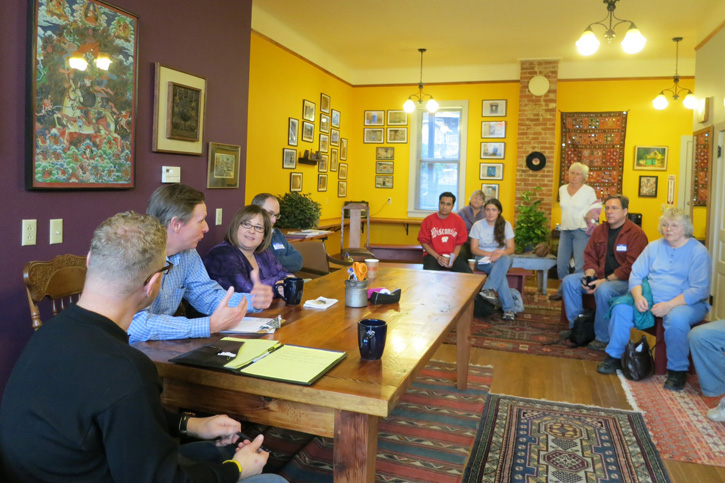Taking action in the aftermath of Citizens United dialogue