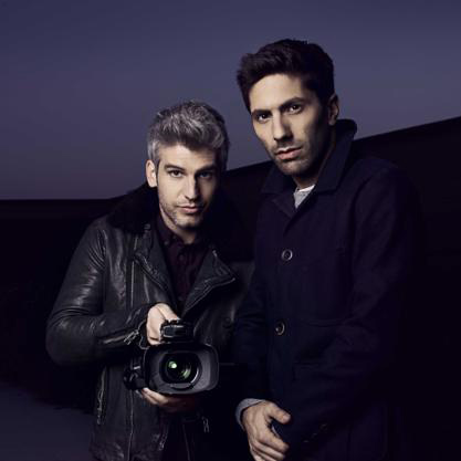 Nev + Max from Catfish
