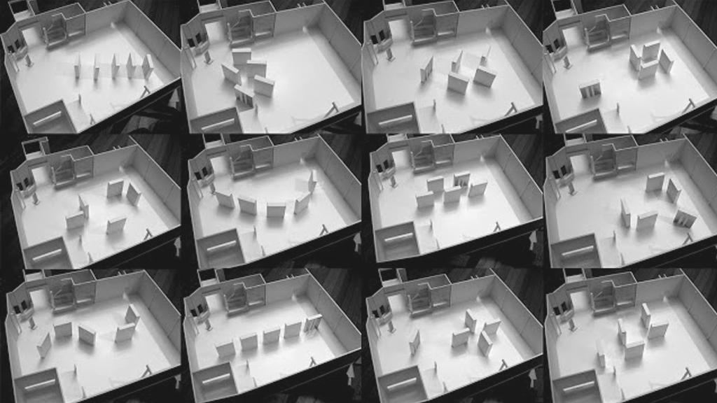 Studies of spatial configurations