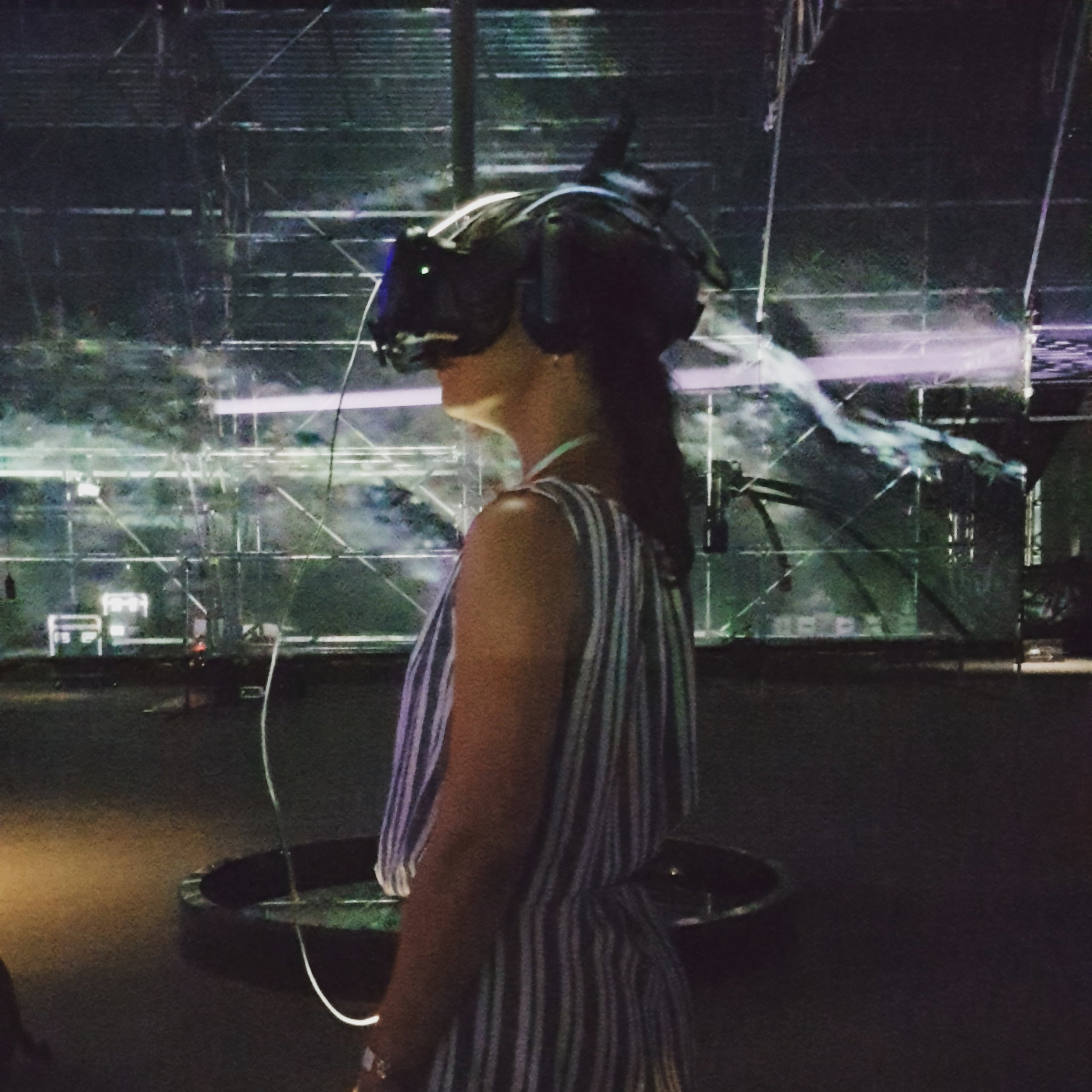 Participant in  mixed reality ecoscenography workshop  at  Prague Quadrennial of Scenography    June 2019