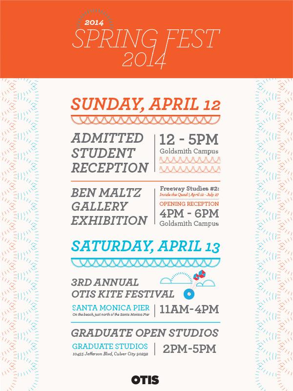 Spring Fest Poster 2014