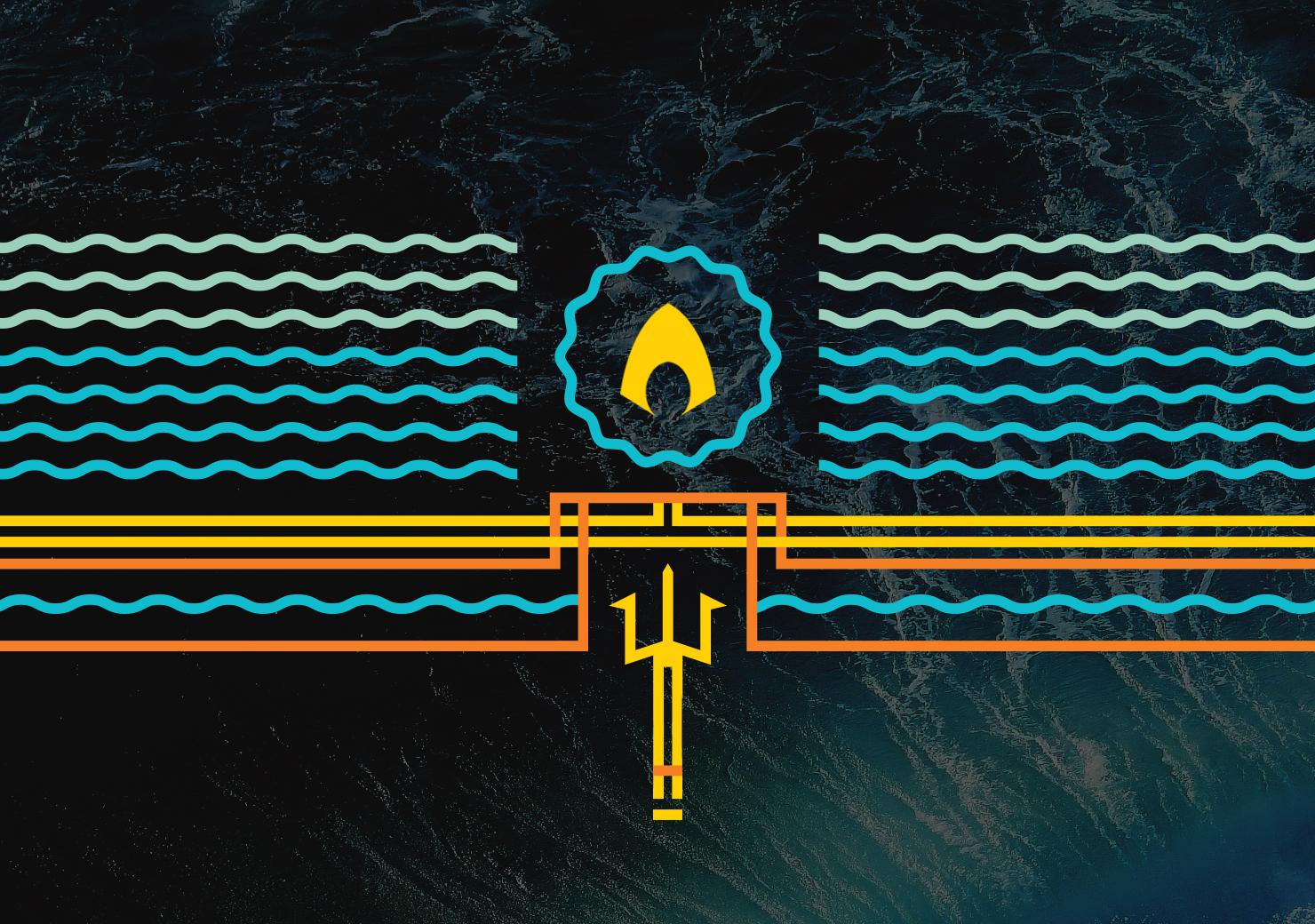 Aquaman Vector