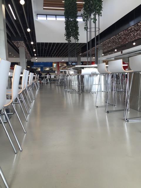 LiquidStone burnished concrete Floor