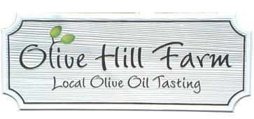 Olive Hill Farm Local Olive Oil Tasting