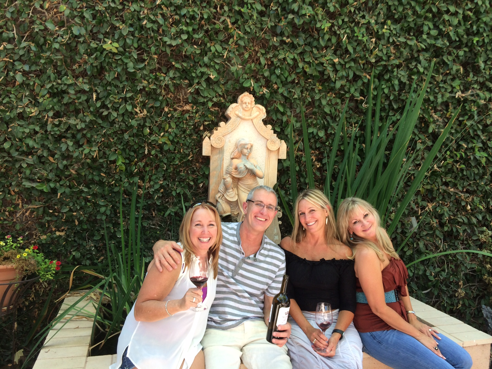 Fun in Wine Country