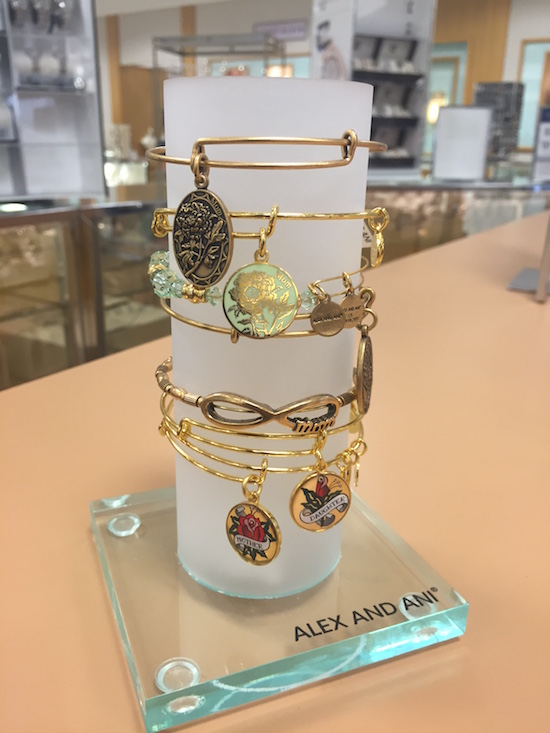 Alex and Ani has a ton of gorgeous Mom bracelets and charms available at Dillard's. This is a great way to keep mom stylish and make her feel extra special at the same time. Right now they are also running a Mother's Day special where you can get a FREE charm with the purchase of an Alex and Ani necklace. Don't miss out!