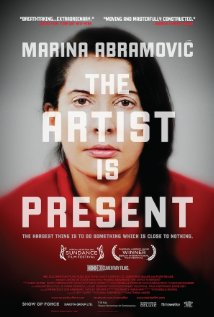 Marina Abramovic: The Artist Is Present (2012) Genre: Documentaire | Biographie    Marina Abramovic: The Artist Is Present (2012) Genre: Documentaire | Biographie Note: 7.6/10 (1,899)  Réalisateur: Matthew Akers, Jeff Dupre Cast: Marina Abramovic, Ulay, Klaus Biesenbach, David Balliano Année : 2012 Pays: Etats-Unis