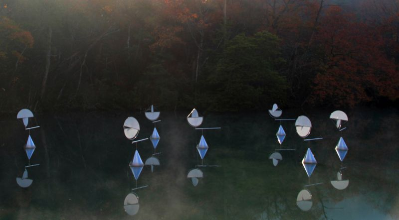 Le film de Thomas Riedelsheimer sur l'artiste japonais Susumu Shingu a remporté le Prix du Jury au 32e Festival du film sur l'art de Montréal, 2014