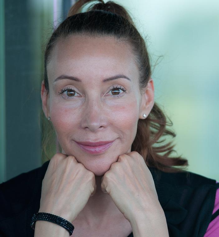 Photo de Sylvie par Pierre Guité