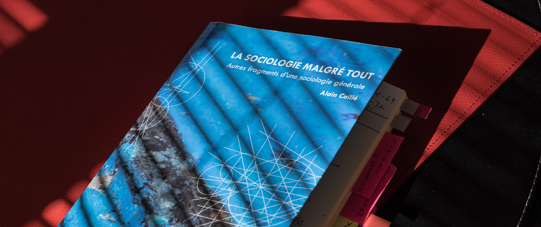 Photo©PierreGuité La nécessité de lire Alain Caillé pour comprendre les enjeux du convivialisme par Sylvie Gendreau, Votre laboratoire créatif
