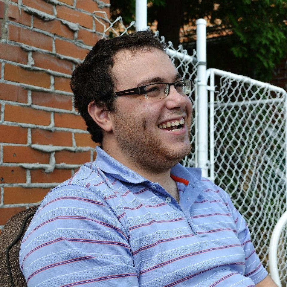 Alessandro Scola, doctorant à l'École Polytechnique de Montréal en Génie mécanique.