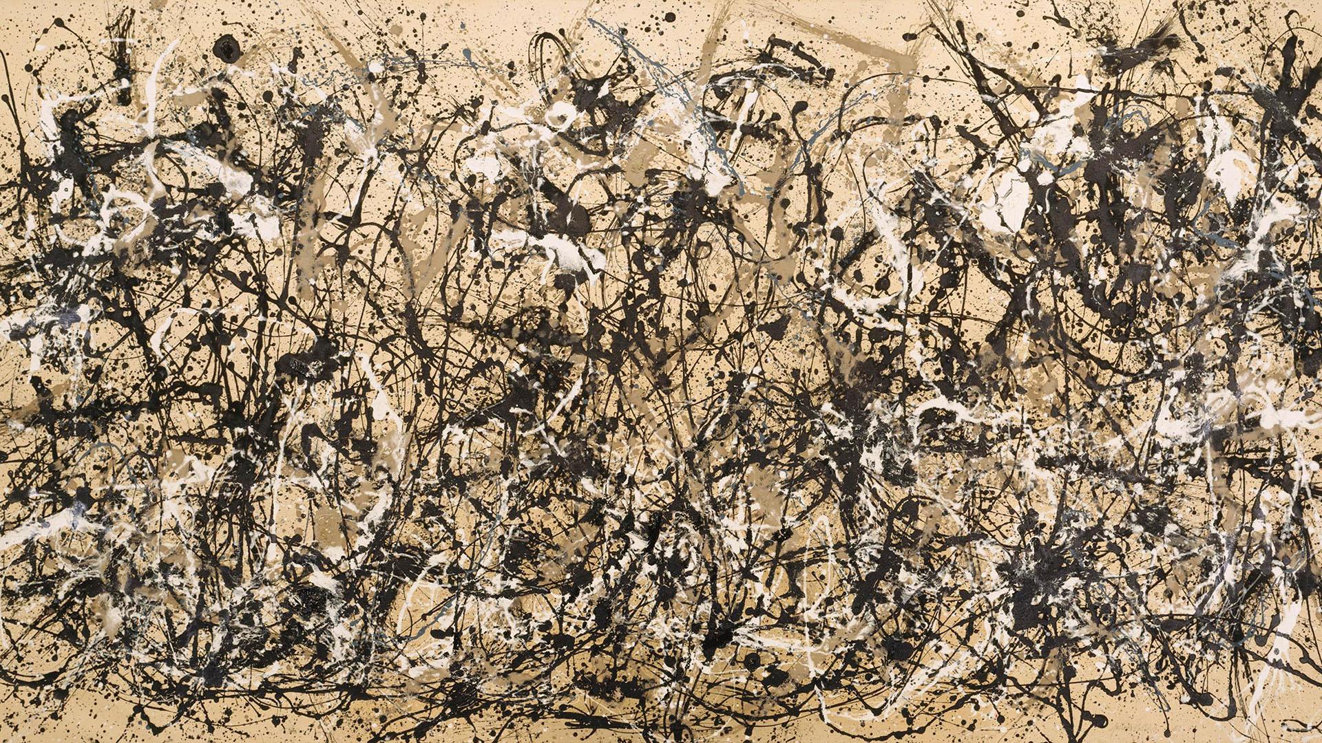 Toile : Jakson Pollock, L'art et le hasard par Sylvie Gendreau et Pierre Guité, Votre laboratoire créatif