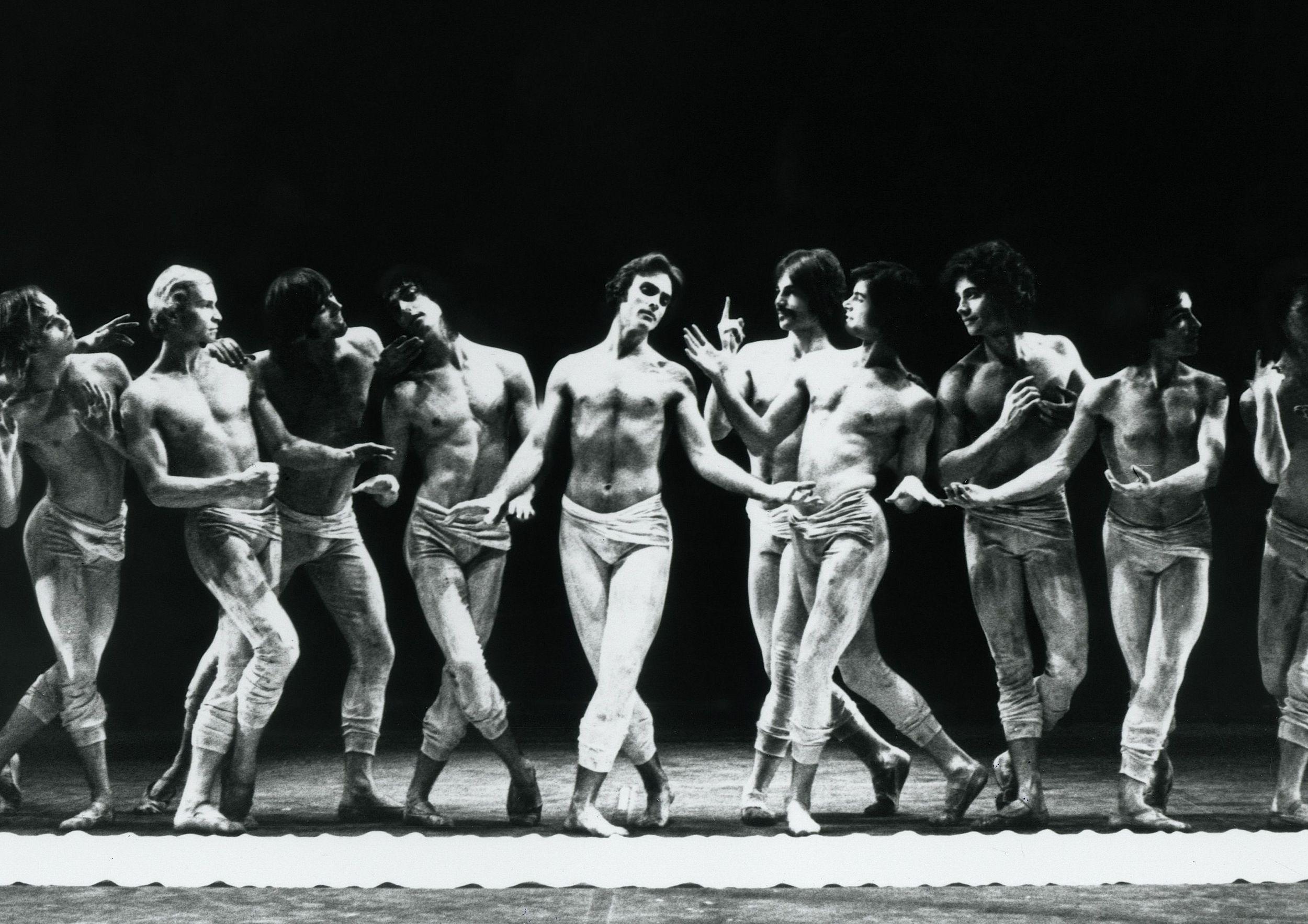 L'homme qui danse, un film de Marie Brodeur par Sylvie Gendreau