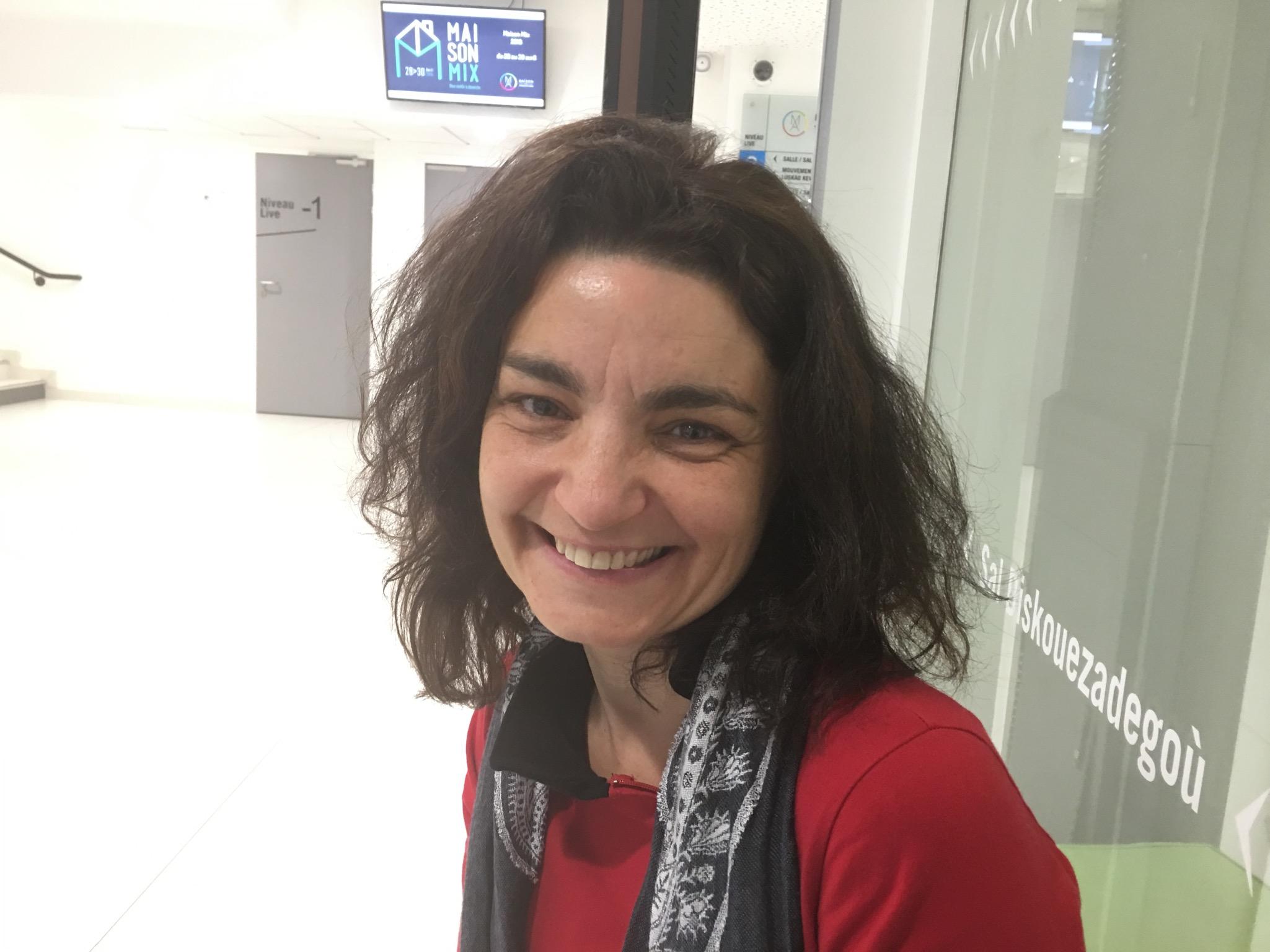 Céline Mounier, sociologue chez Orange