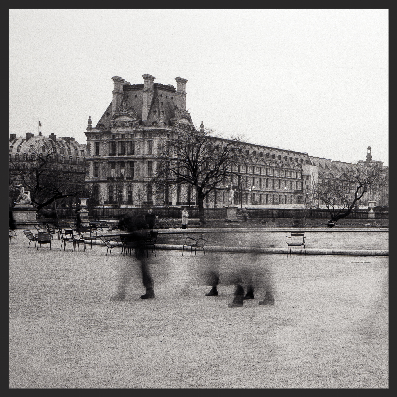 Photo : Pierre Guité, Marcher et Créer, le Cahier d'exercice de Sylvie Gendreau
