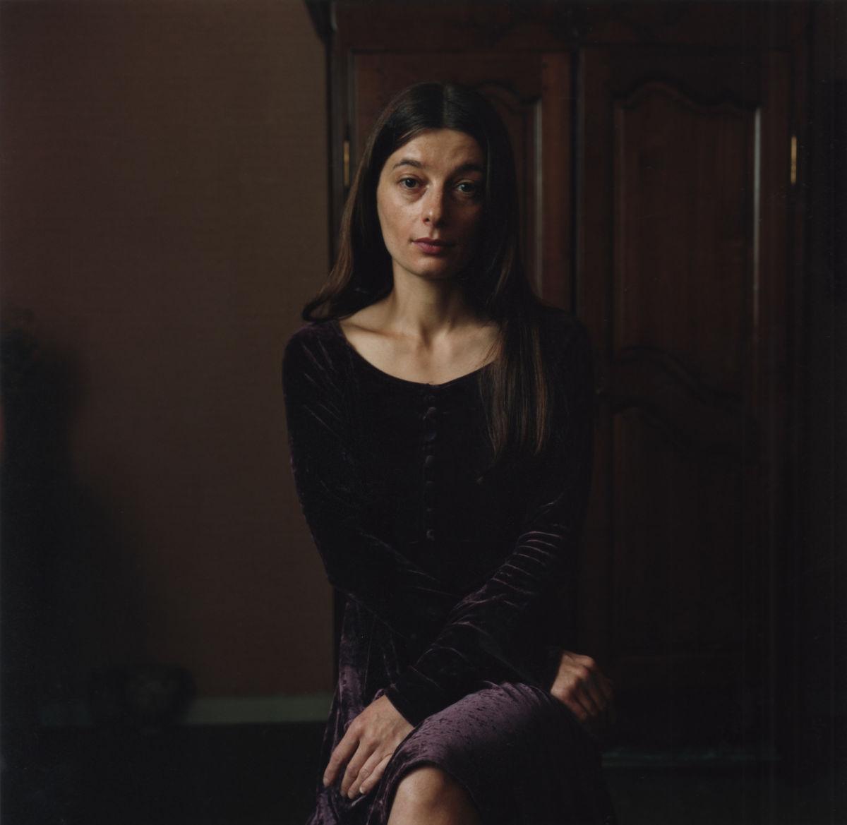 Sans-titre, 2000 de Constant anée, de la collection des 135 images mettant en scène Isabelle Mège.