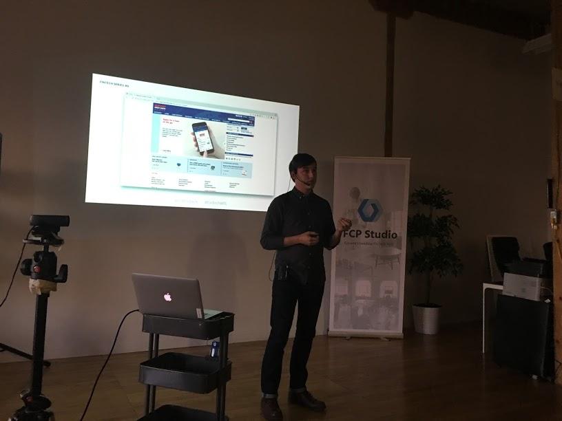 Sam Beushausen, directeur de la création à Studio FCP.