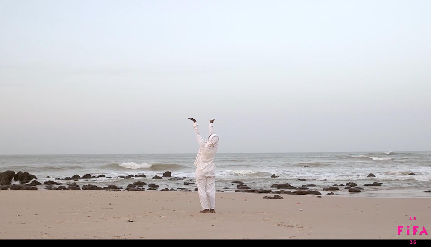 Danser l'espoir : portrait de Germain Acogny  , 2016 présenté au 35e Festival International du Film sur l'Art à Montréal.
