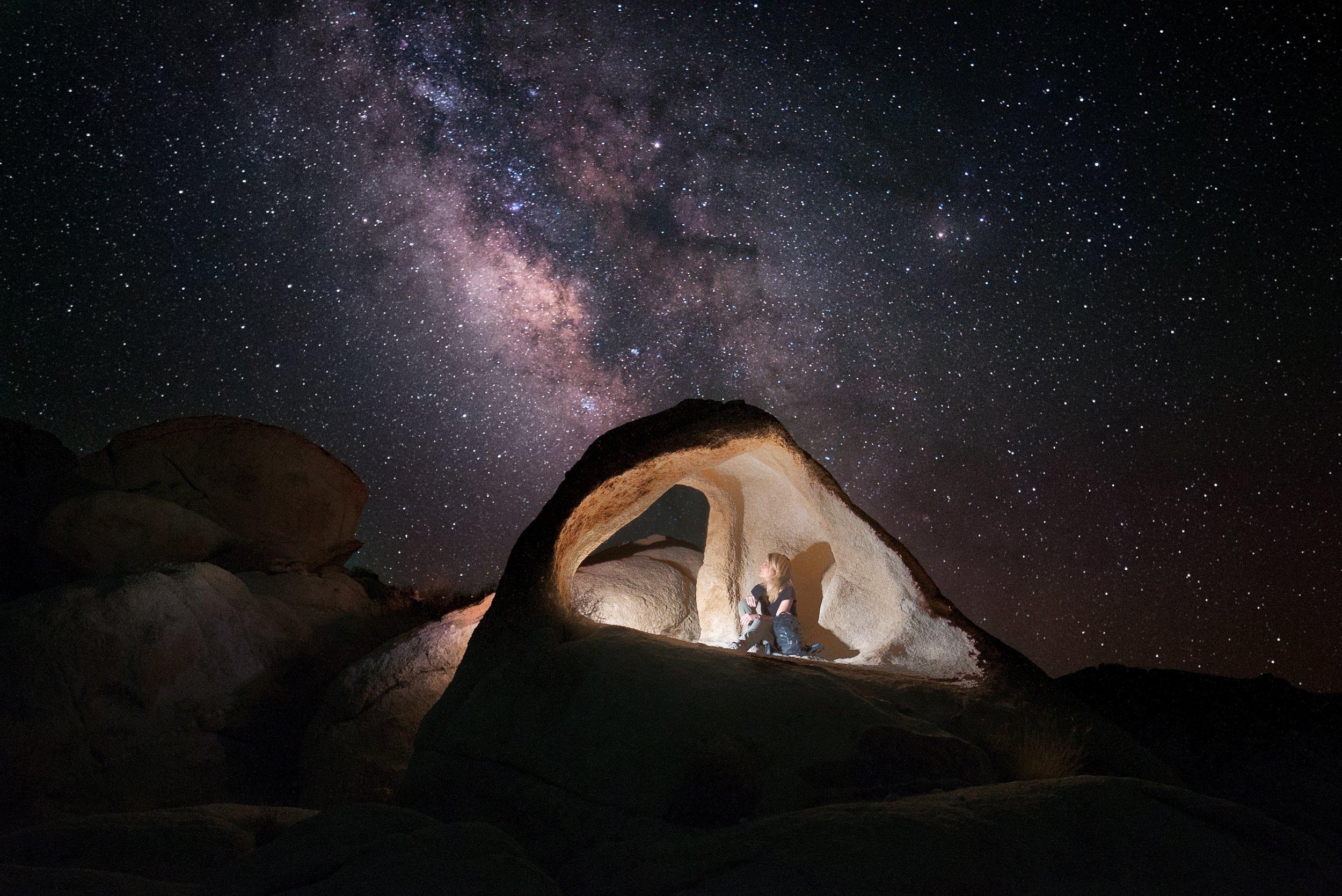 Sean Parker. Joshua Tree National Park, United States.