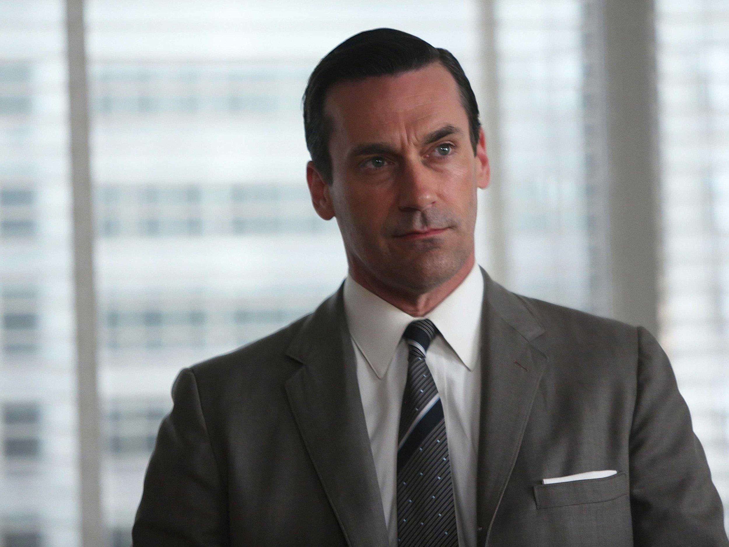 Photo : Jamie Trueblood/AMC, Don Draper, Business Insider