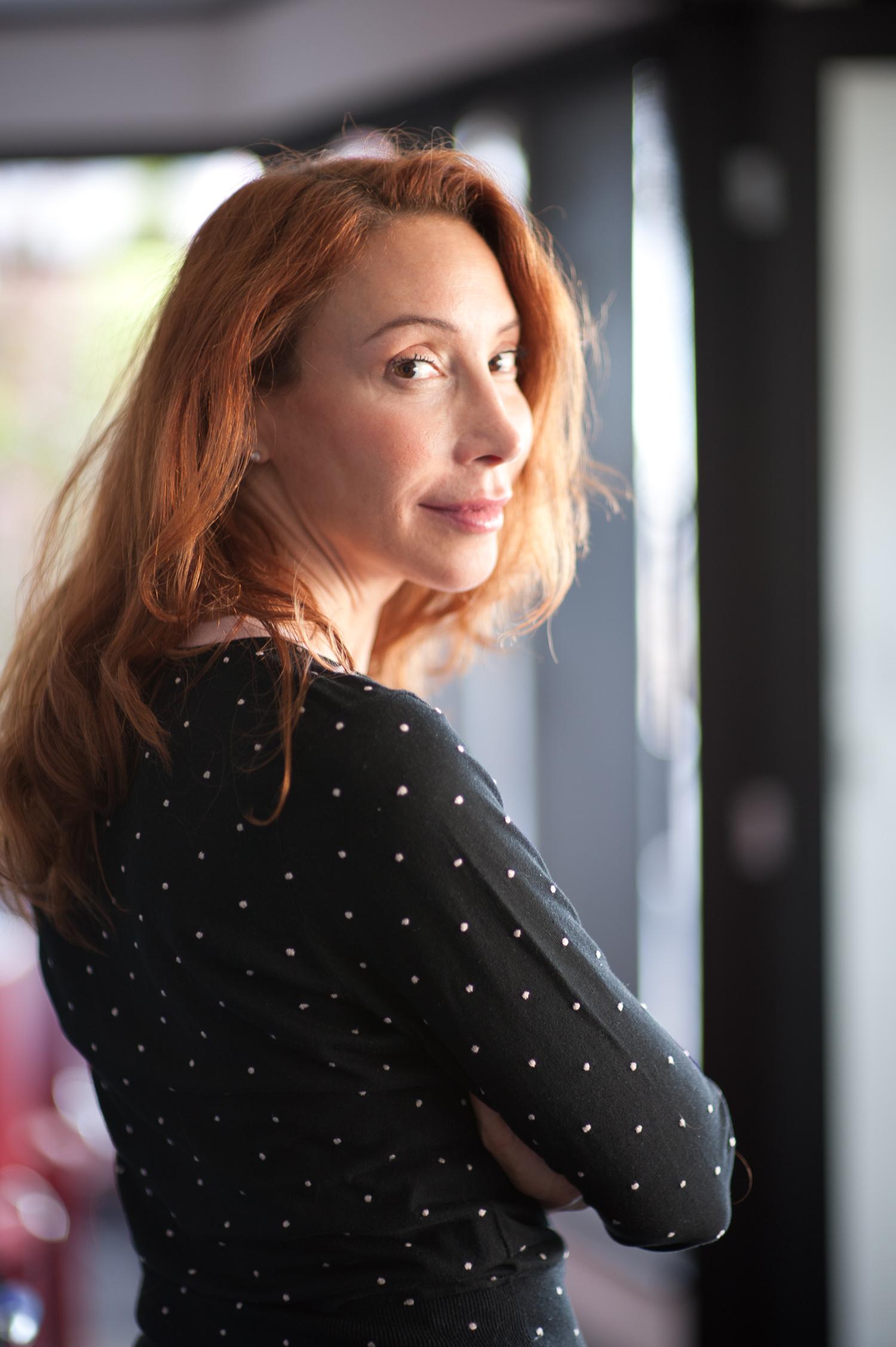 Sylvie gendreau, La Nouvelle école de Créativité