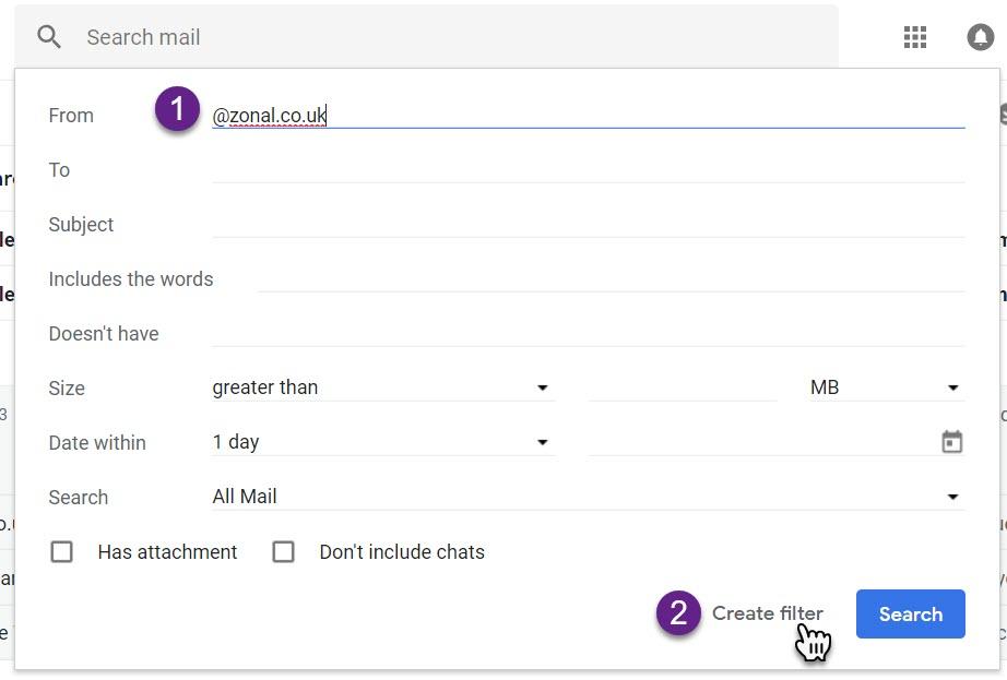 Step 2 - Gmail - Setup Never Send To Spam Filter.jpg