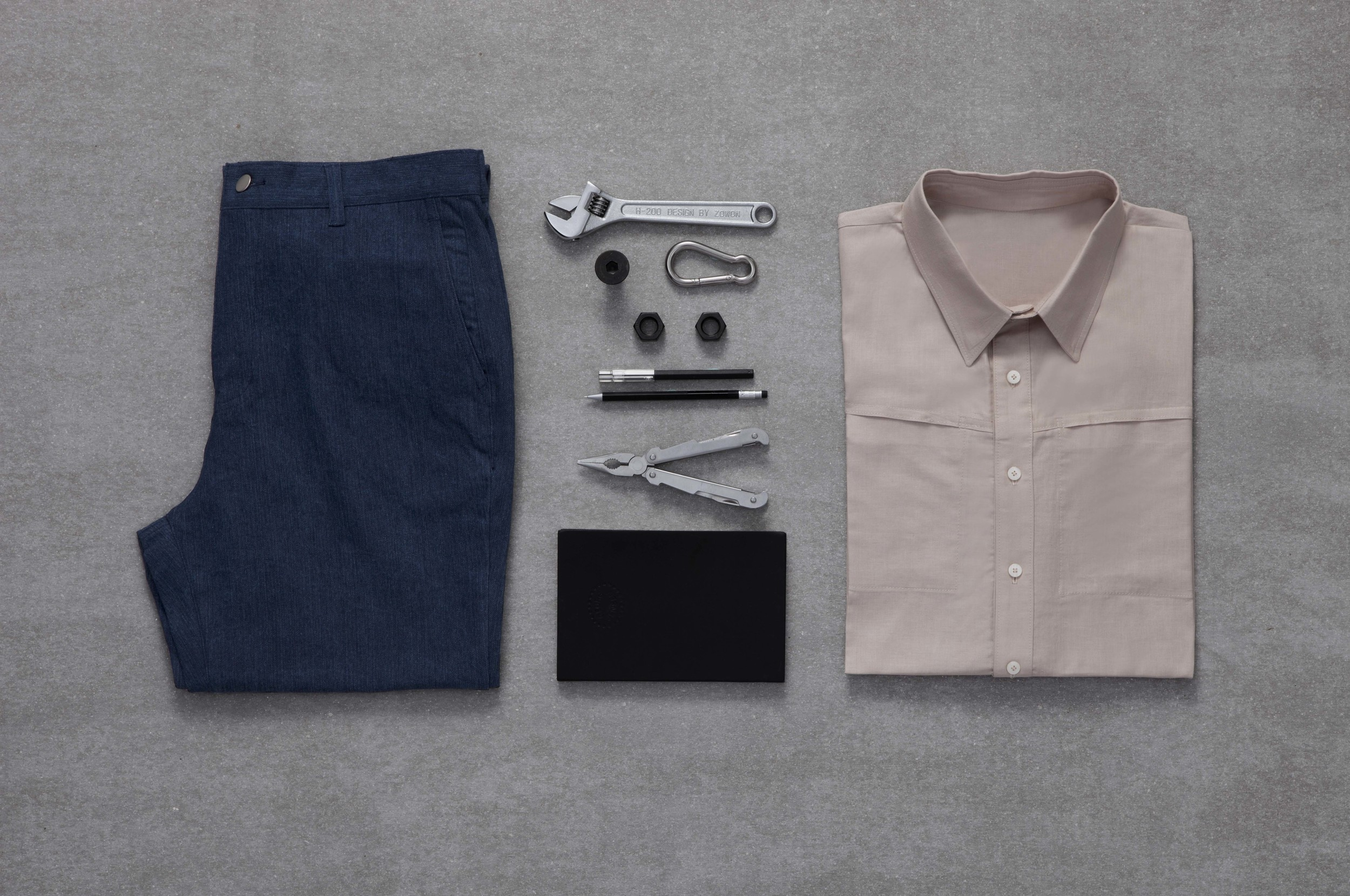 ss uniform design