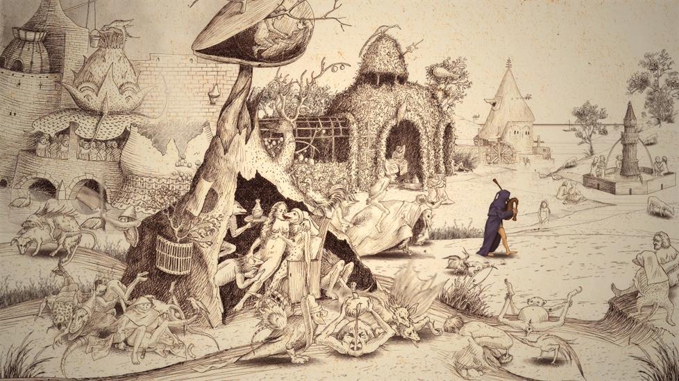 """Antoine Roegiers, """"Les 7 péchés capitaux"""""""